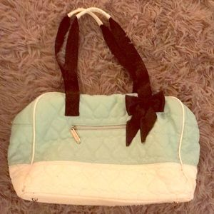 Carry on Bag, Purse (Betsy Johnson)